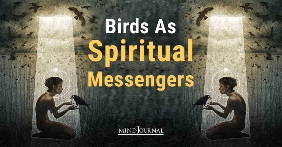 Birds Spiritual Messengers Communicate With Us