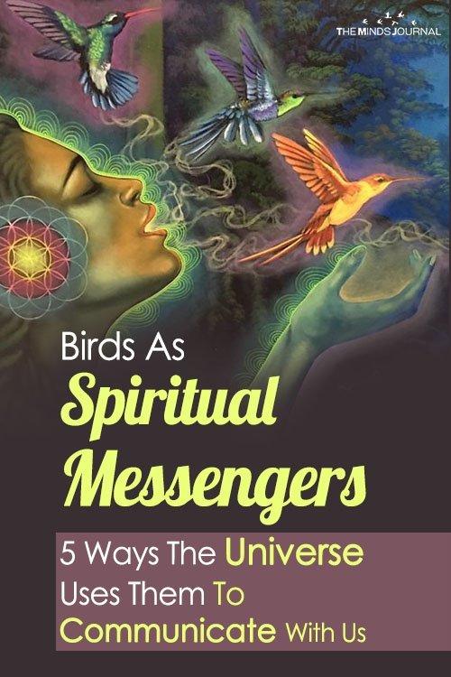 Birds As Spiritual Messengers