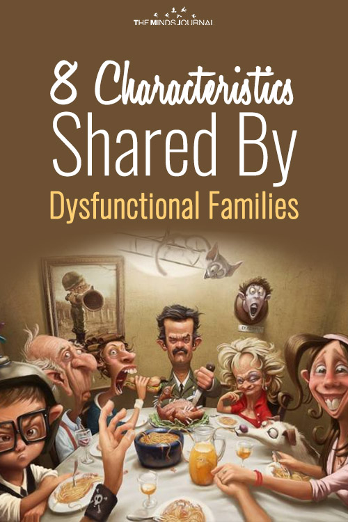 Characteristics Shared By Dysfunctional Families pin