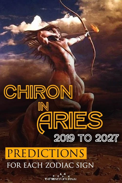 Chiron in Aries 2019 till 2027 – A Major Cosmic Shift