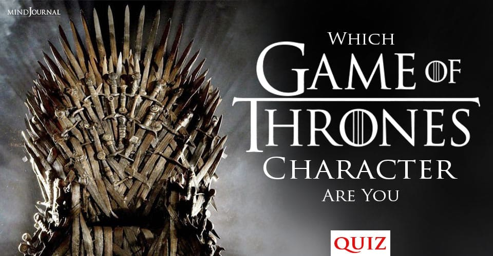 Game Of Thrones Character Are You quiz