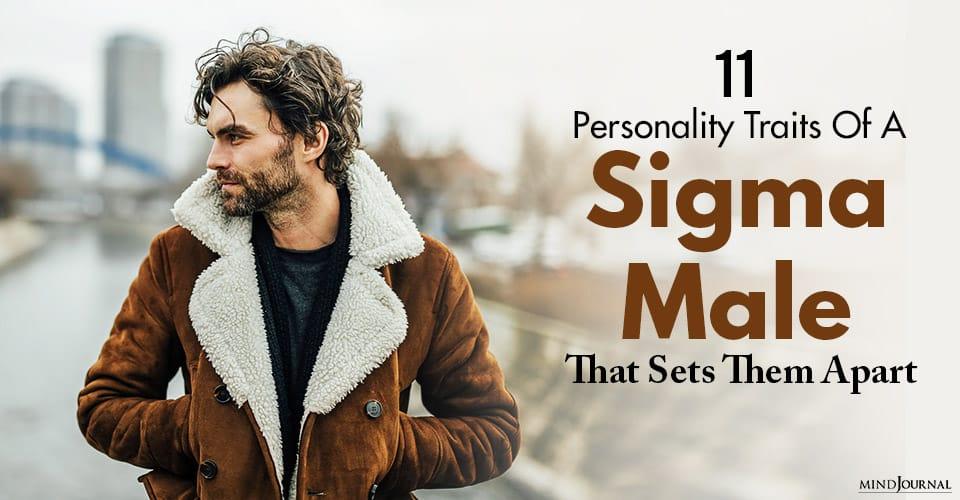 Personality Traits Sigma Male