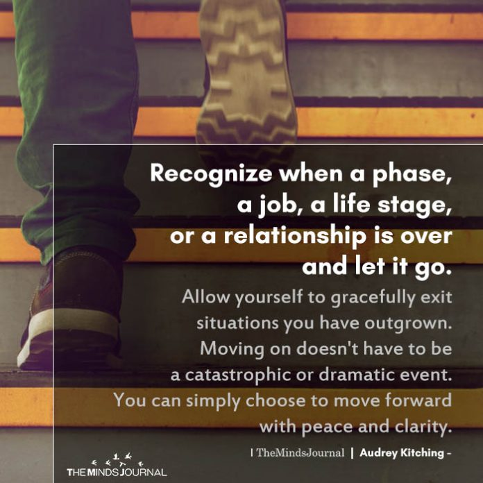 Recognize when a phase