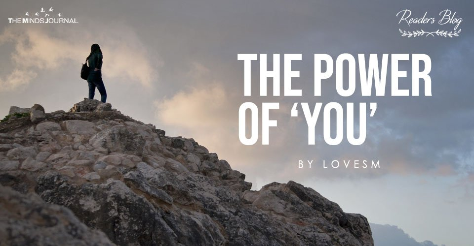 The Power Of 'You'
