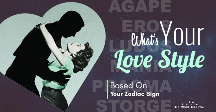 Whats Your Love Style Based On Your Zodiac Sign