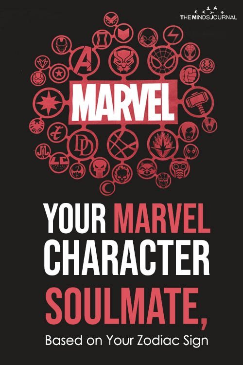 Which Marvel Character Is Your Soulmate