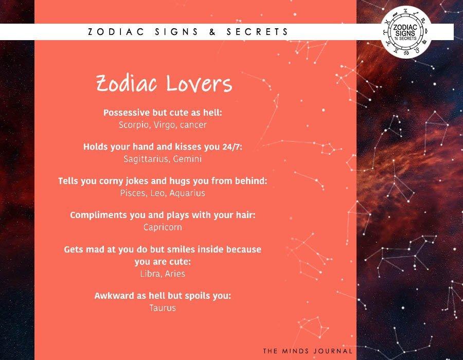 Zodiac Lovers