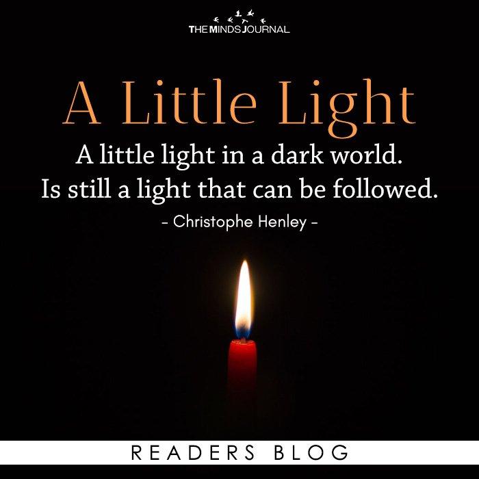 A Little light
