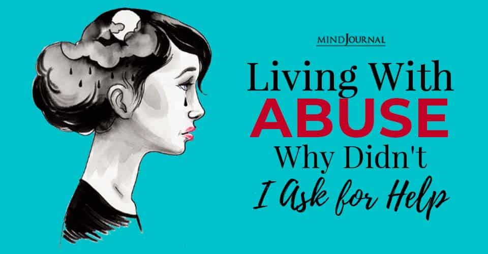 living with abuse