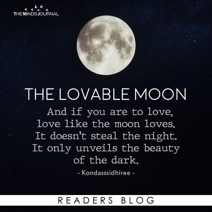 The Lovable Moon