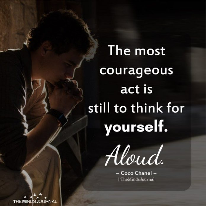 most courageous