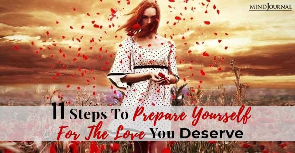 steps prepare yourself for love