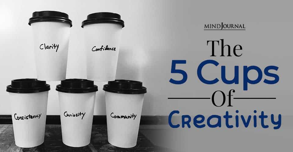 the cups of creativity