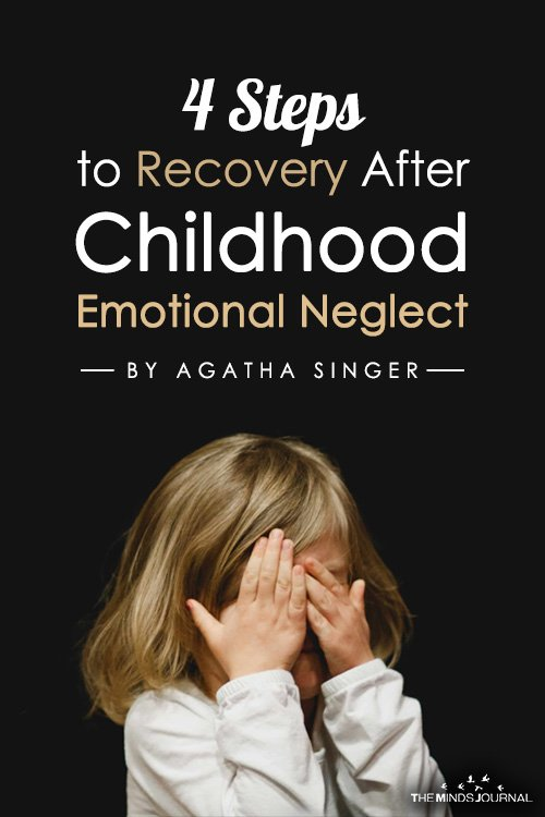 4 Steps to Recovery After Childhood Emotional Neglect