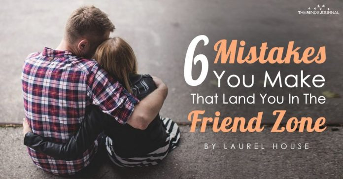 6 Mistakes You Make That Land You In The Friend Zone
