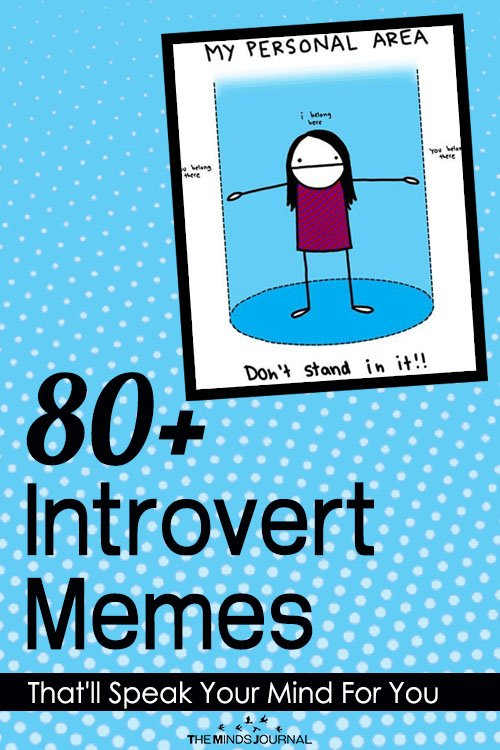80+ introverted memes pin