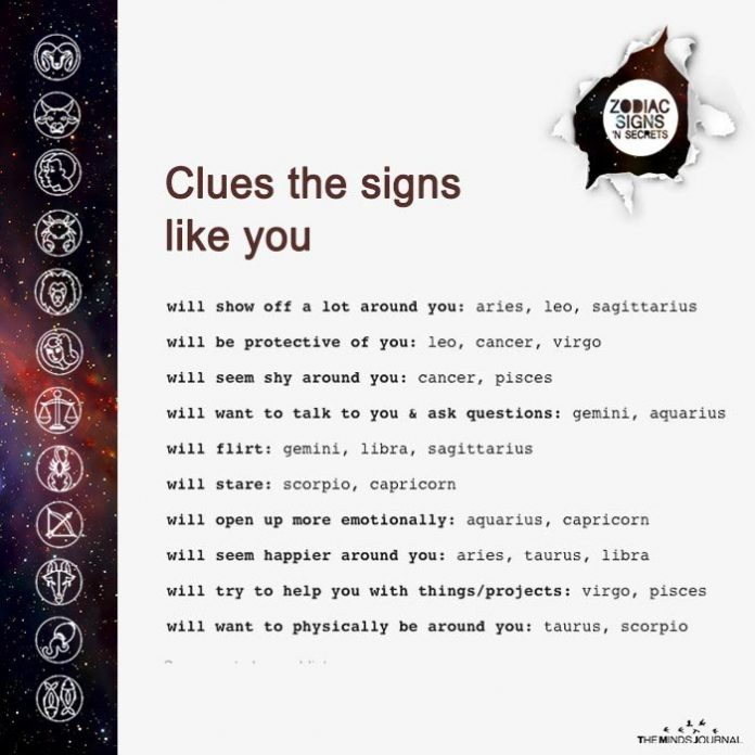 Clues The Signs Like You