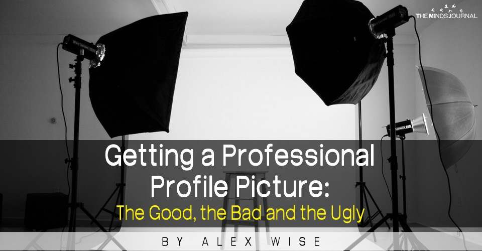 Getting a Professional Profile Picture: The Good, the Bad and the Ugly