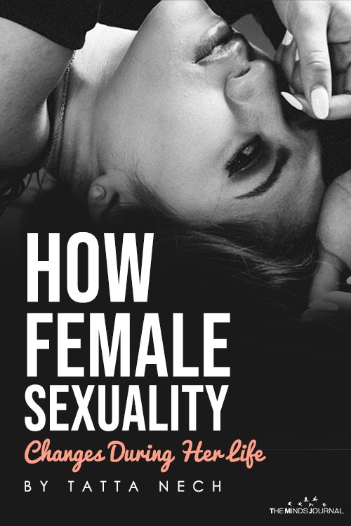 How Female Sexuality Changes During Her Life