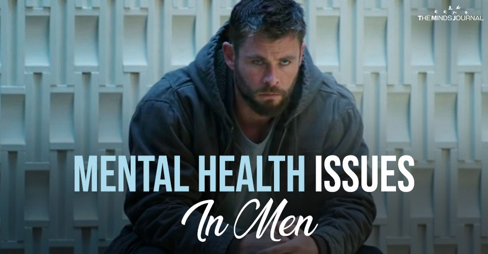 Mental Health Issues In Men