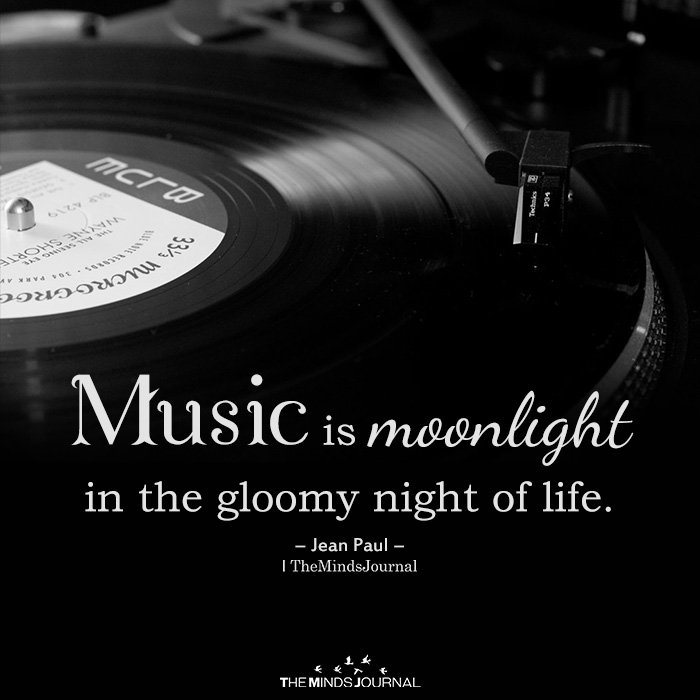 Music Is Moonlight