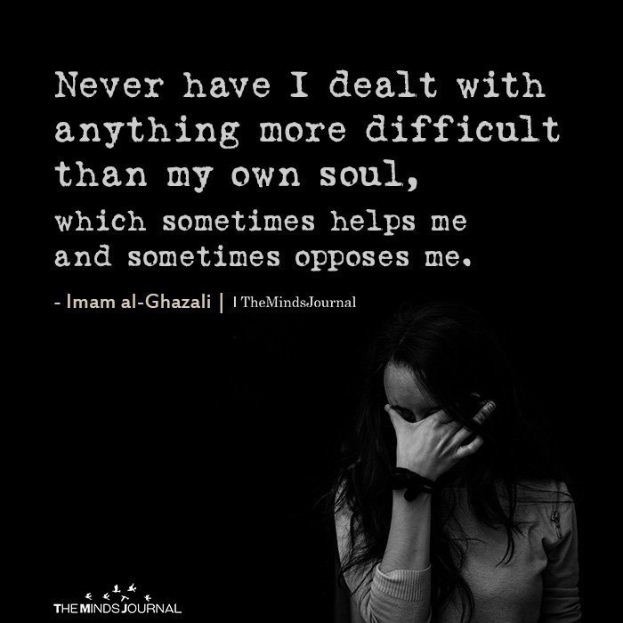 Never have I dealt with anything