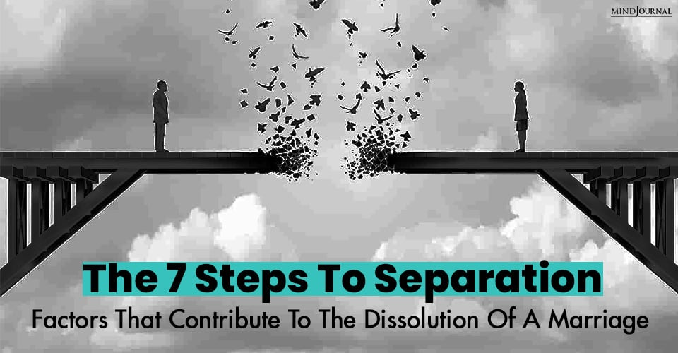 Steps To Separation