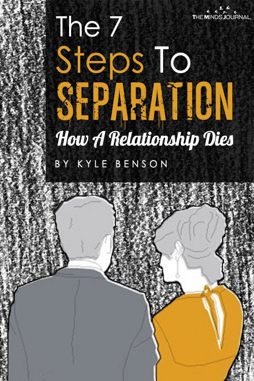 The 7 Steps To Separation pin