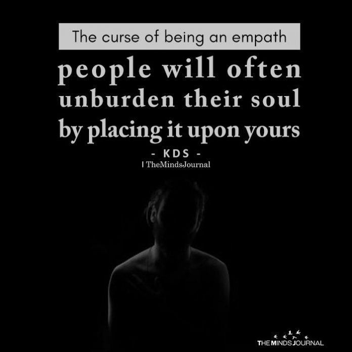 The curse of being an empath