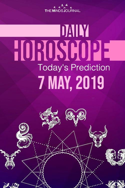 Your Daily Predictions for Tuesday 07 May 2019