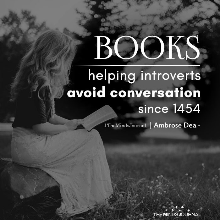 BOOKS Helping Introverts Avoid