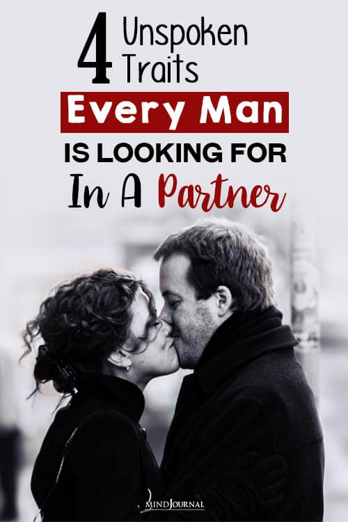 unspoken traits every man is looking for in a partner pin