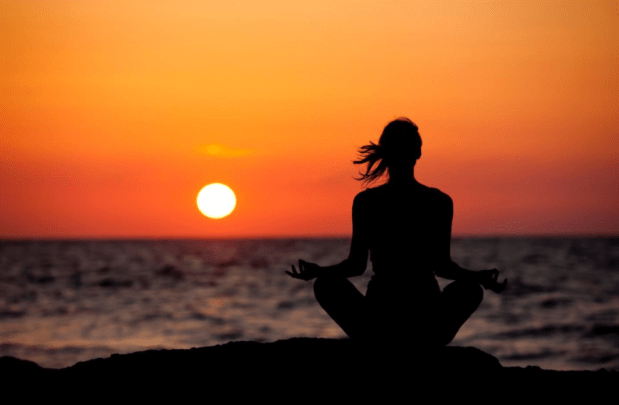 Yoga Connection with Health, Happiness and Fitness