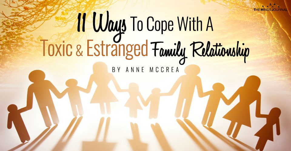 11 ways to cope with toxic ad estranged family