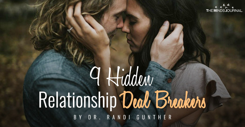 9 Hidden Relationship Deal Breakers