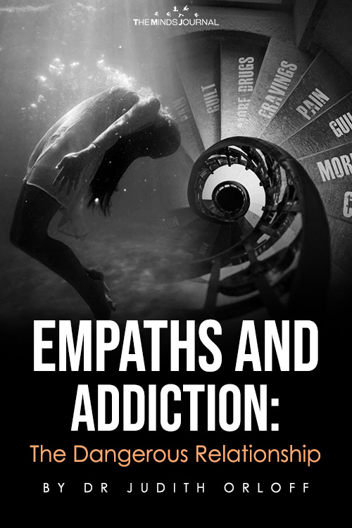Empaths and Addiction The Dangerous Relationship