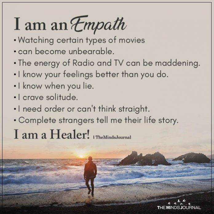 I am an Empath