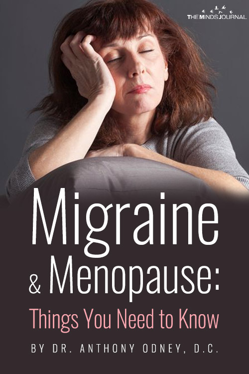 Migraine And Menopause Things You Need to Know