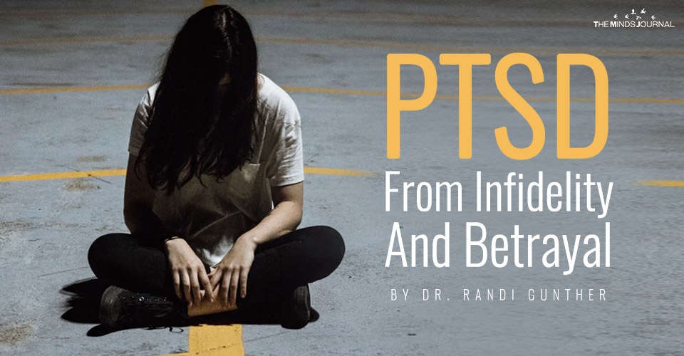 PTSD from infidelity and betrayal