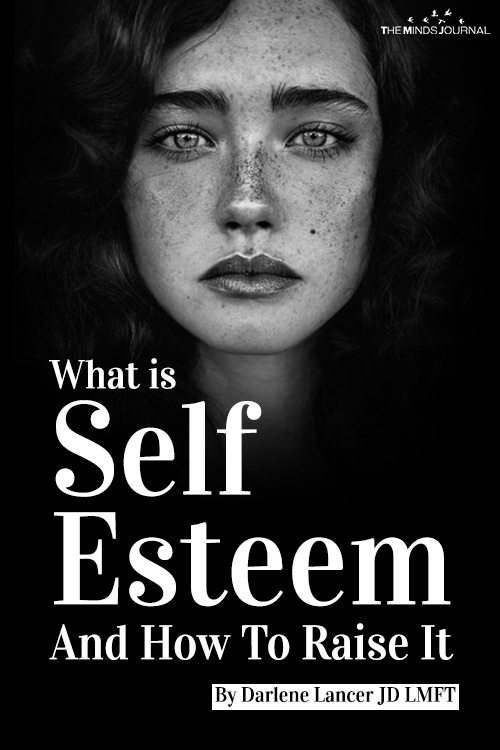 What is Self Esteem And How To Raise It