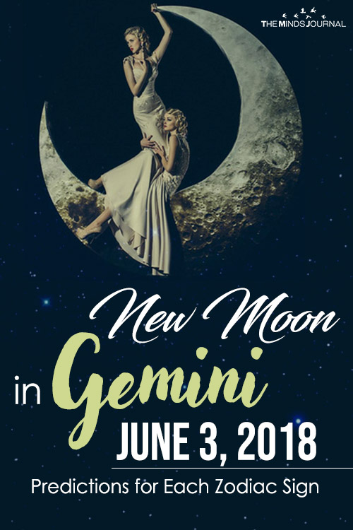 Your Predictions for the New Moon in Gemini – 03 June 2019