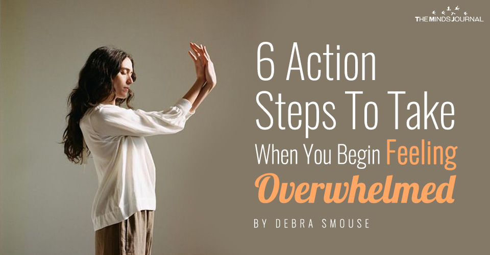 action steps to take when you feel overwhelmed pin (2)