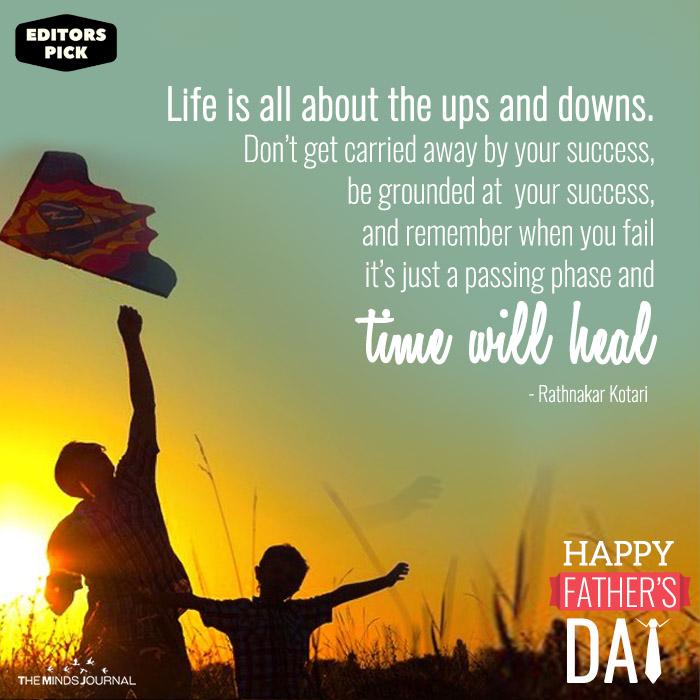 fathers advice 2