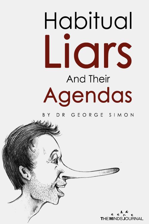 habitual liars and their agenda pin