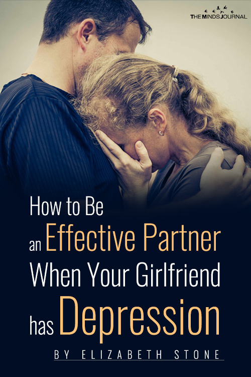 how to be an effective partner to your depressed girlfriend pin