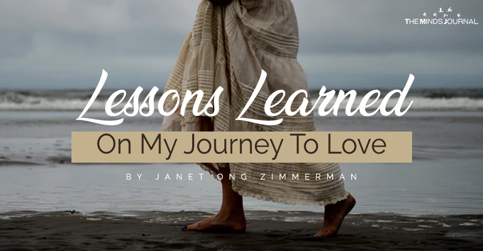 lessons i learned on my journey to love
