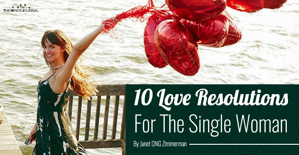 love resolution for single woman