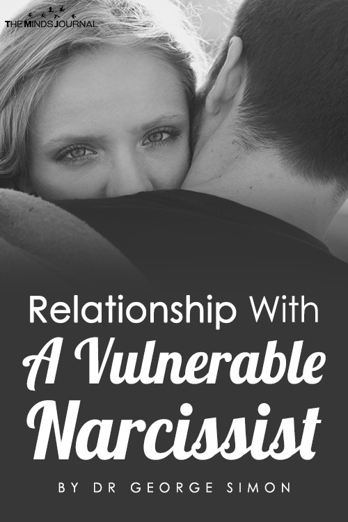 relationship with a vulnerable narcissist pin