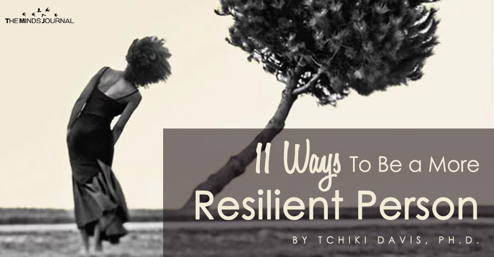 ways to be resilient