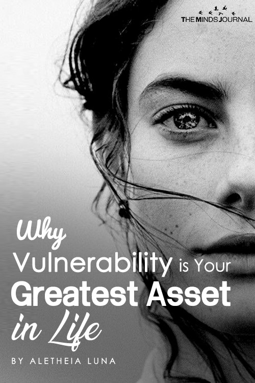 why vulnerability is your greatest strength pin